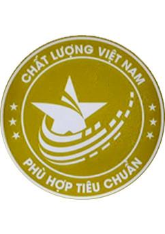 Phù hợp tiêu chuẩn đạt chất lượng Việt Nam
